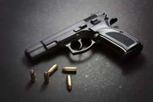 International: bans on gun ownership for US domestic abusers