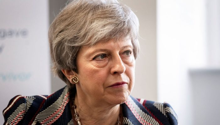 Theresa May vows to end 'postcode lottery' of DA